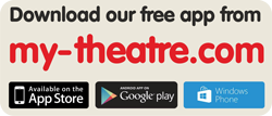 download our free app from my-theatre.com
