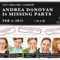Andrea Donovan Is Missing Parts