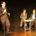 The Rat Pack stand-up comedy