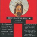 Jesus and the Rebels - 3 radical speeches