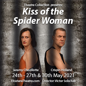 KISS OF THE SPIDER WOMAN by M. Pouig